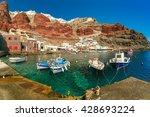 Fishing Boats At Old Port...