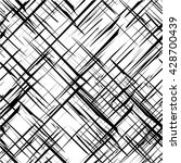 abstract pattern mesh strips ... | Shutterstock .eps vector #428700439