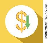 dollar icon. dollar sign