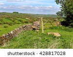 An English Rural Landscape In...