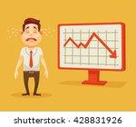 Business Fail. Graph Down....
