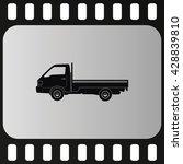 truck icon. transport...