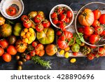 Tomatoes Varieties Colorful...