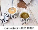 natural organic tasty... | Shutterstock . vector #428913430