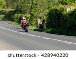 isle of man  uk   may 30 2016 ... | Shutterstock . vector #428940220
