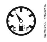 Fuel Icon Vector Illustration...