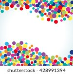 Colorful Abstract Dot...