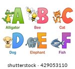 Alphabet Collection  Vector Ar...