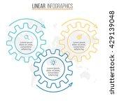 circular infographic. chart ...