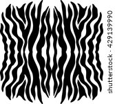 Black And White Zebra Seamless...
