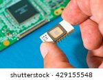 Integrated Circuit  On Hand