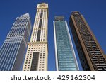 dubai  uae   may 14  2016 ... | Shutterstock . vector #429162304