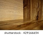 wood texture background. two... | Shutterstock . vector #429166654