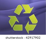 recycling eco symbol... | Shutterstock . vector #42917902