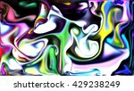 blurred background of abstract... | Shutterstock . vector #429238249