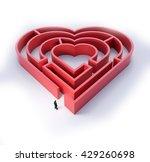 Heart Shaped Maze   Love And...