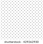 Vector Polka Dots Pattern. Dot...