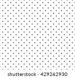 vector polka dots pattern. dots ...