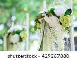 flower wedding | Shutterstock . vector #429267880