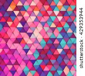 Abstract Stylish Geometric...