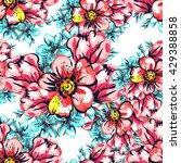 abstract elegance seamless...   Shutterstock .eps vector #429388858