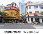 saigon  vietnam   may 31  2016  ... | Shutterstock . vector #429401713