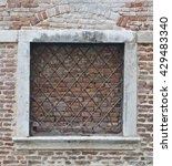 old window | Shutterstock . vector #429483340