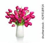 lush bunch of cheerful elegant... | Shutterstock . vector #429518914