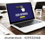 interface ui computer cursor...