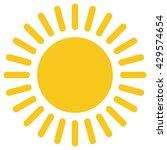 Sun Icon  Sun Icon Eps10  Sun...