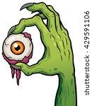 vector illustration of cartoon... | Shutterstock .eps vector #429591106