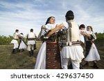 jidvei  romania   september 22  ... | Shutterstock . vector #429637450