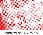 grunge background   vector... | Shutterstock .eps vector #429692773