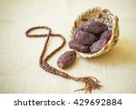 fine quality mejdool dates in a ...   Shutterstock . vector #429692884