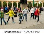 petropavlovsk  kazakhstan  ... | Shutterstock . vector #429767440