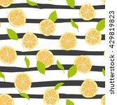Citrus Lemon Fruit Vector...
