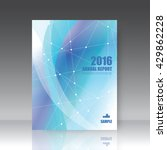 Annual Report Cover. Brochure...