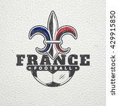 football championship of france....   Shutterstock .eps vector #429915850