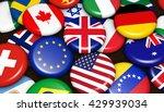 international and global... | Shutterstock . vector #429939034