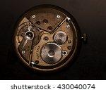 watch  | Shutterstock . vector #430040074