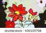 Red Flowers Petals Flowers...