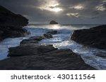 Trebarwith Strand Waves...
