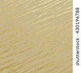 gold glitter texture.gold... | Shutterstock .eps vector #430196788