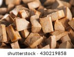 dragon boat dumplings stuffing... | Shutterstock . vector #430219858
