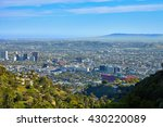 panoramic view of the west... | Shutterstock . vector #430220089