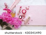 cosmetic | Shutterstock . vector #430341490