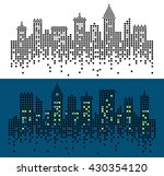vector city | Shutterstock .eps vector #430354120