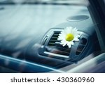 air conditioning in the car | Shutterstock . vector #430360960