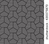 vector seamless pattern.... | Shutterstock .eps vector #430375870