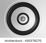speaker  inside effect  | Shutterstock . vector #430378270